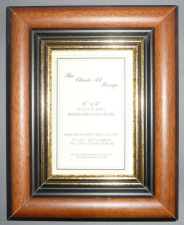 I Range - Derby Gold Picture Frame