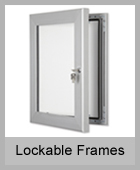 Lockable Frames